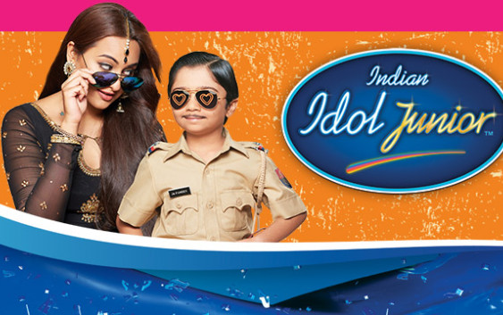 Indian Idol Junior Show 2015 Starting Today At 8:30 PM On Zee TV Judge Sonakshi Sinha