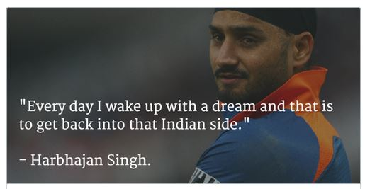 Indian Team Squad Announced For Bangladesh Tour, Harbhajan Singh makes Comeback.png-large