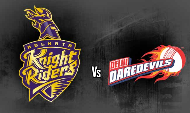 KKR vs DD match 42