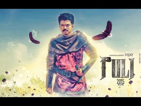 Puli Film Trailer Star Casts Promotion Details Release Date