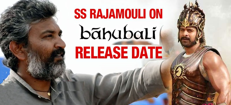 "S.S.Rajamouli Released Promo Of His Awaited Film ""Baahubali"""