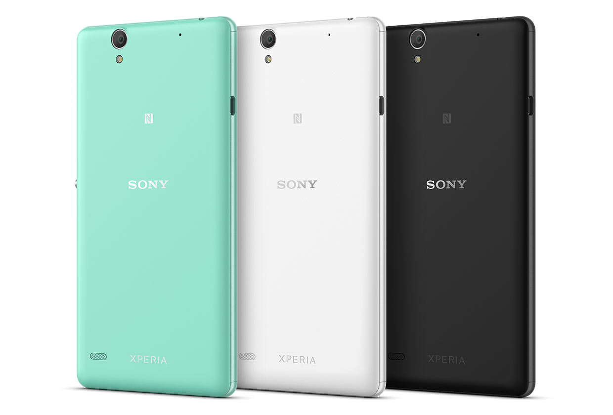 Sony Xperia C4 & C4 Dual Released Features Specifications Price