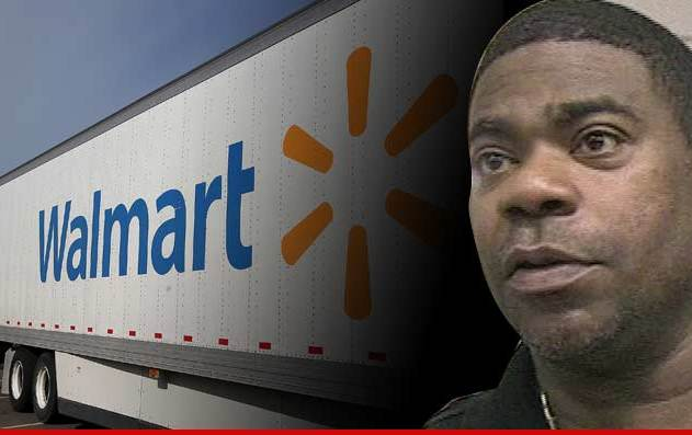 Tracy Morgan & Wall Mart Settled Lawsuit Against Each Other