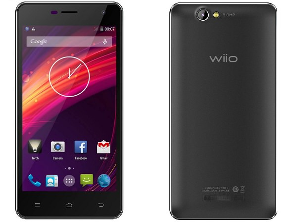 Wiio WI 3 Smartphone Specifications Features Price Release Date
