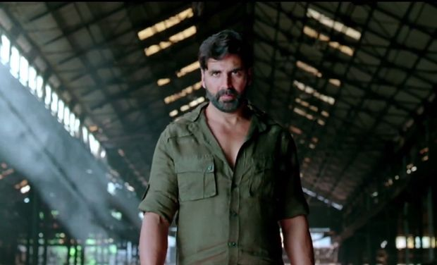 akshay gabbar is back