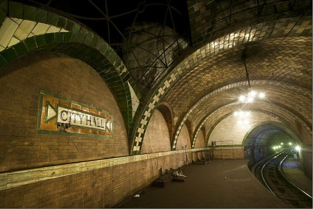 City Hall Station – New York City, New York