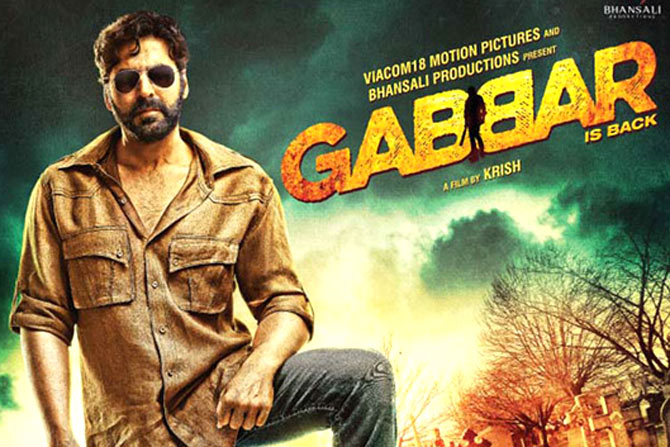 gabbar is back bo coll