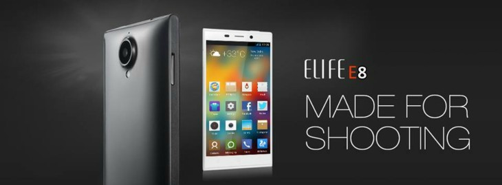 Gionee Elife E8 Features Specifications Price Release Date