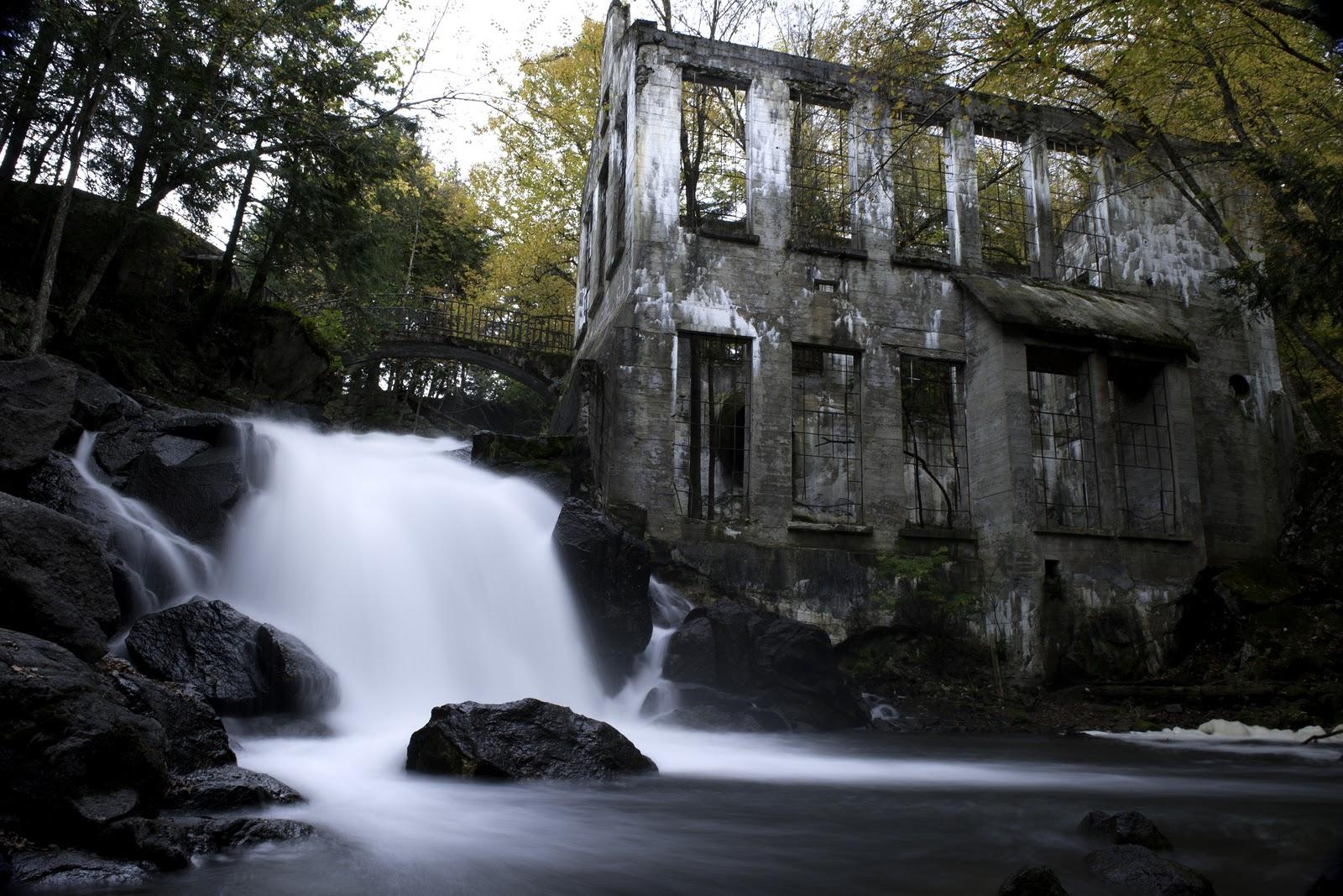 Abandoned Mill – Ontario, Canada