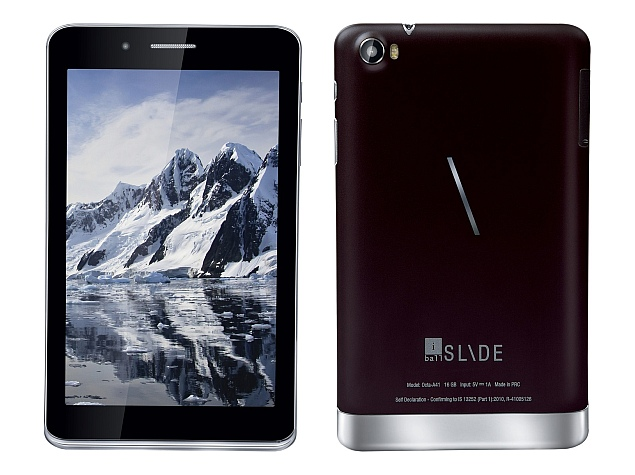 IBall Slide i701 Tablet Features