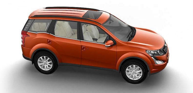 new xuv 500 suv
