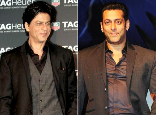 Shahrukh Khan Tweets about Bajrangi Bhaijaan's First Look