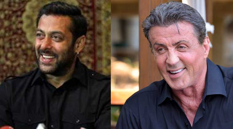 Salman Khan Will Share Screen Space With Sylvester Stallone