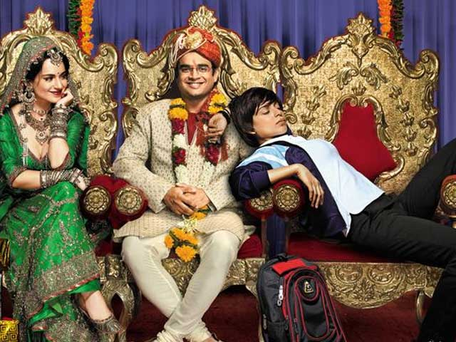 Watch Tanu Weds Manu Returns Movie World TV Premiere On 11th Oct 2015 At Zee TV