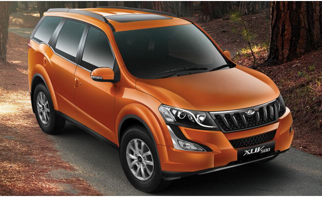 Mahindra XUV 500 SUV Design Images Photos 2015
