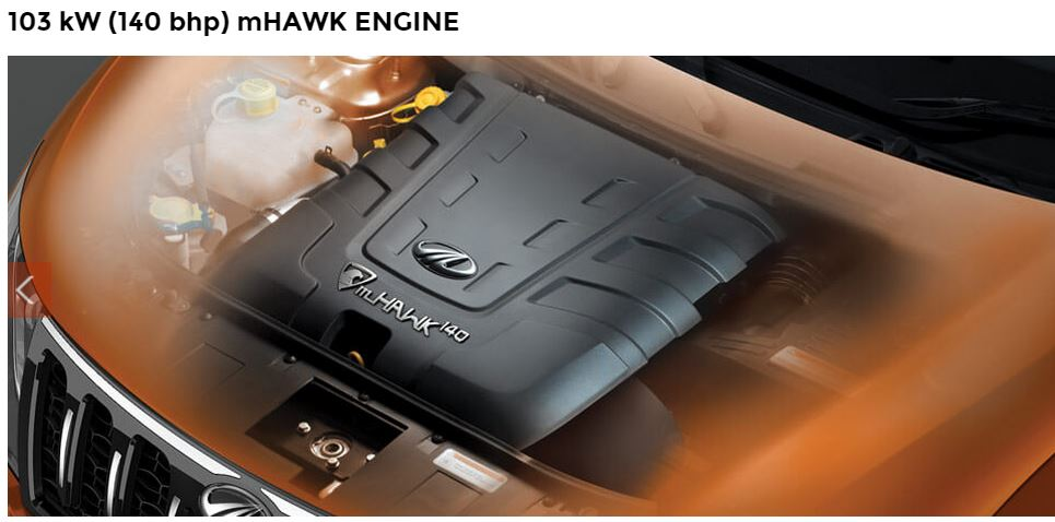 xuv 500 suv car engine