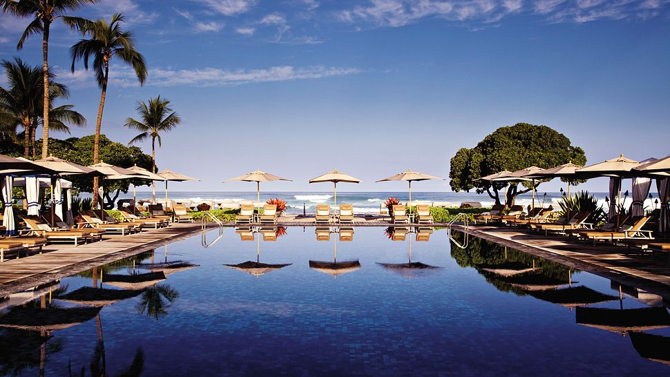 Four Seasons Resort Hualalai, HI, the Big Island