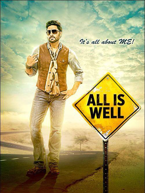 Abhishek Bachchan All Is Well