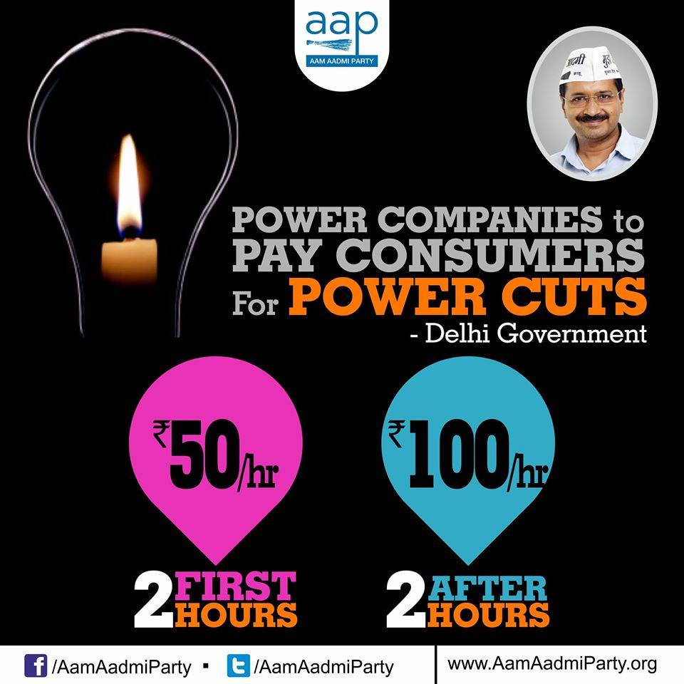 A Historic Decision By Delhi Government On Delhi Electric Regulatory Commission (DERC)