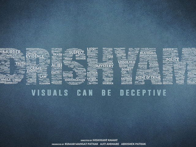 Ajay Devgn Drishyam Movie Official HD Trailer Released