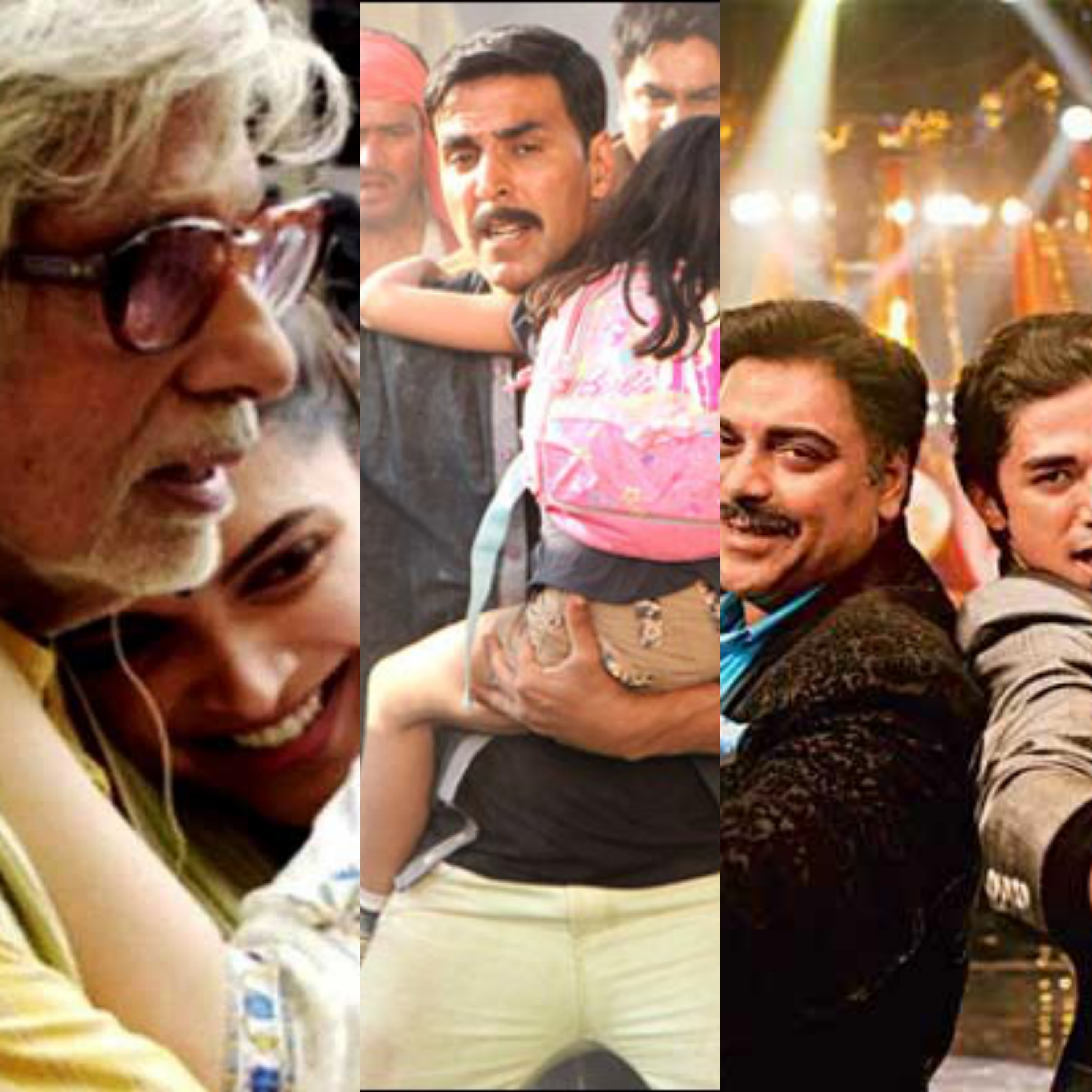 On-Screen Loving Dads of Bollywood