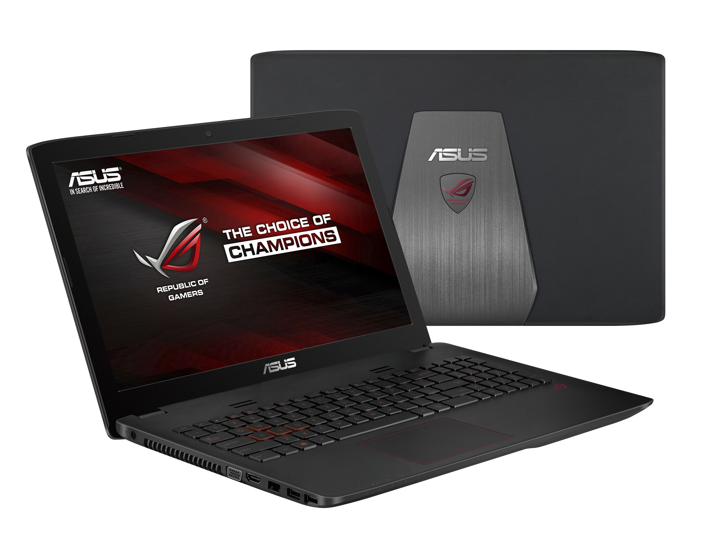 Asus Rog Gl552 Gaming Laptop Released Features Specifications Price