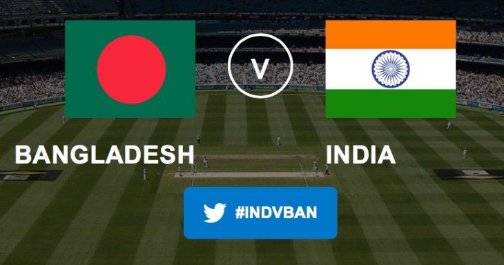 Bangladesh Vs India Today 1st ODI Match Live Score Team Squad Scorecard