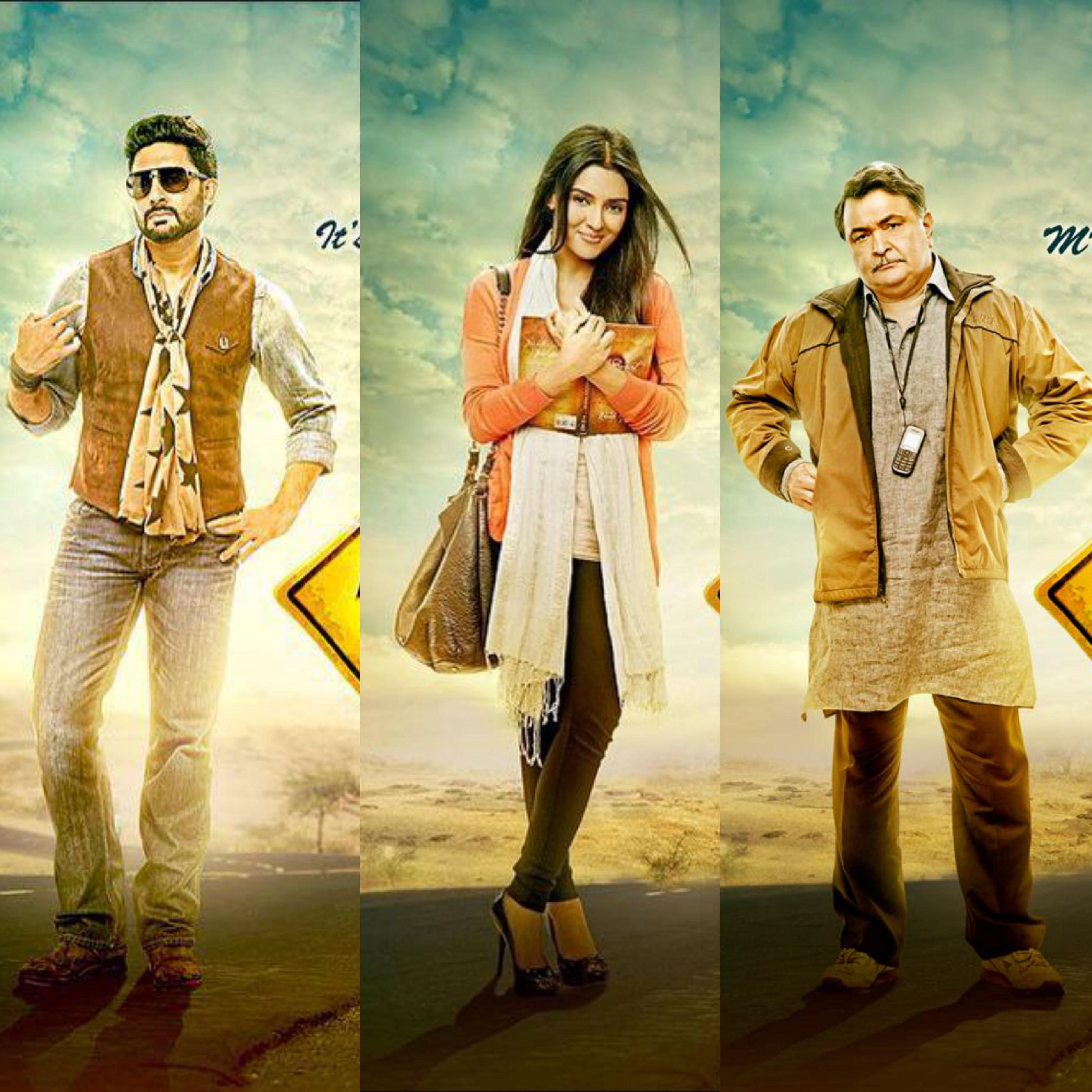 All Is Well Movie First Look