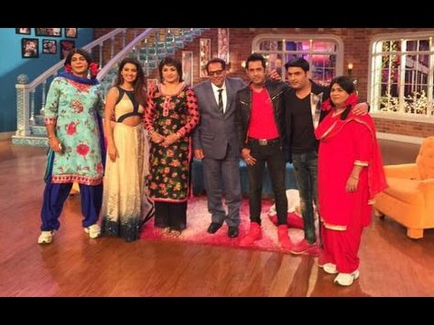 Comedy Nights With Kapil 28 June Ep Jhalak Dikhhlaa Jaa Gippy Grewal Dharmendra