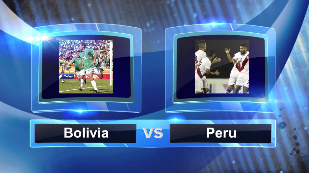 Copa America Bolivia vs Peru Quarter Final Match Result Live Score Streaming 2015