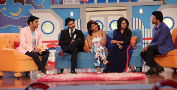 Dil Dhadakne Do on cnwk 31 may