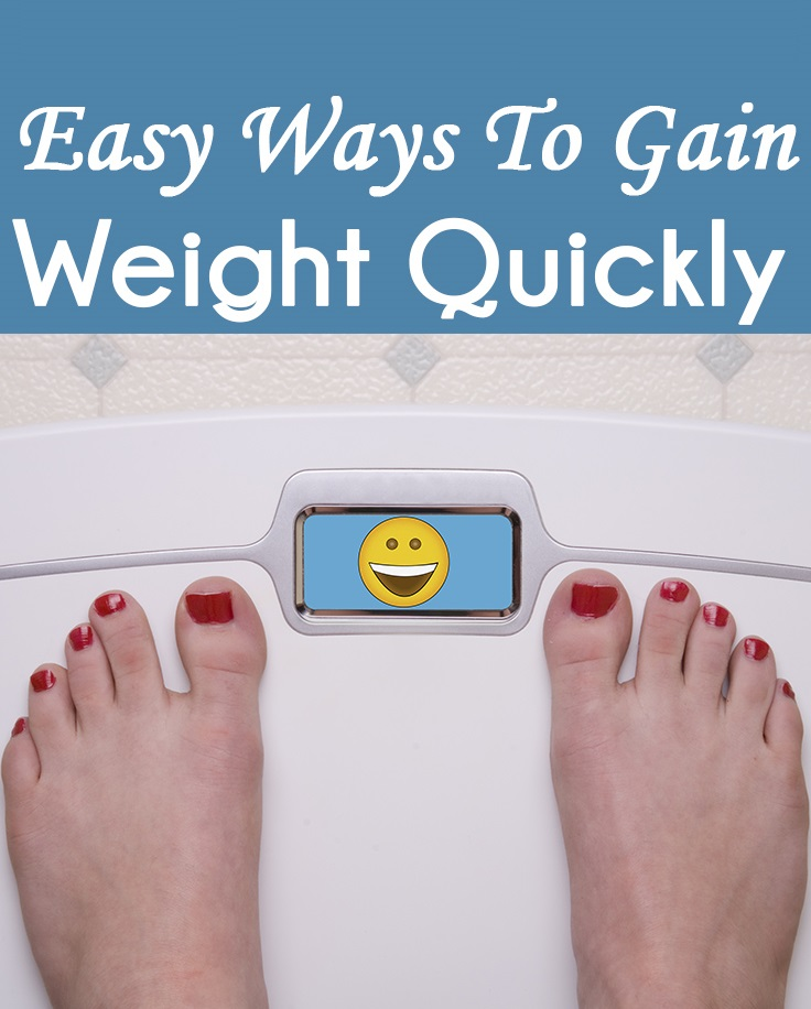 Fast & Easy Ways To Gain Weight In Month Tips For Man Woman To Increase Size