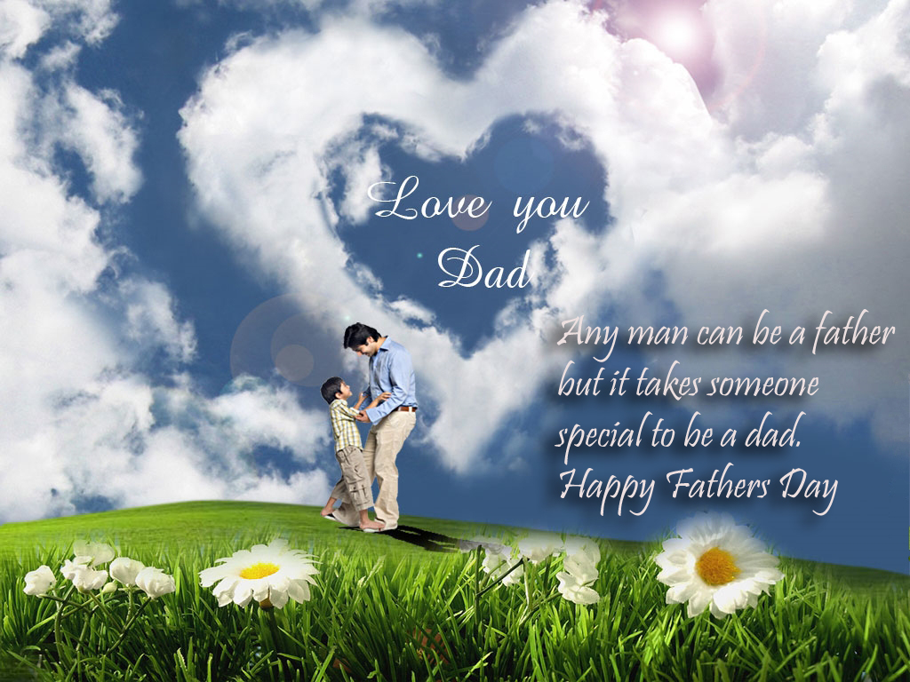 Happy Father's Day 2018 Greetings Wallpapers Whatsapp ...