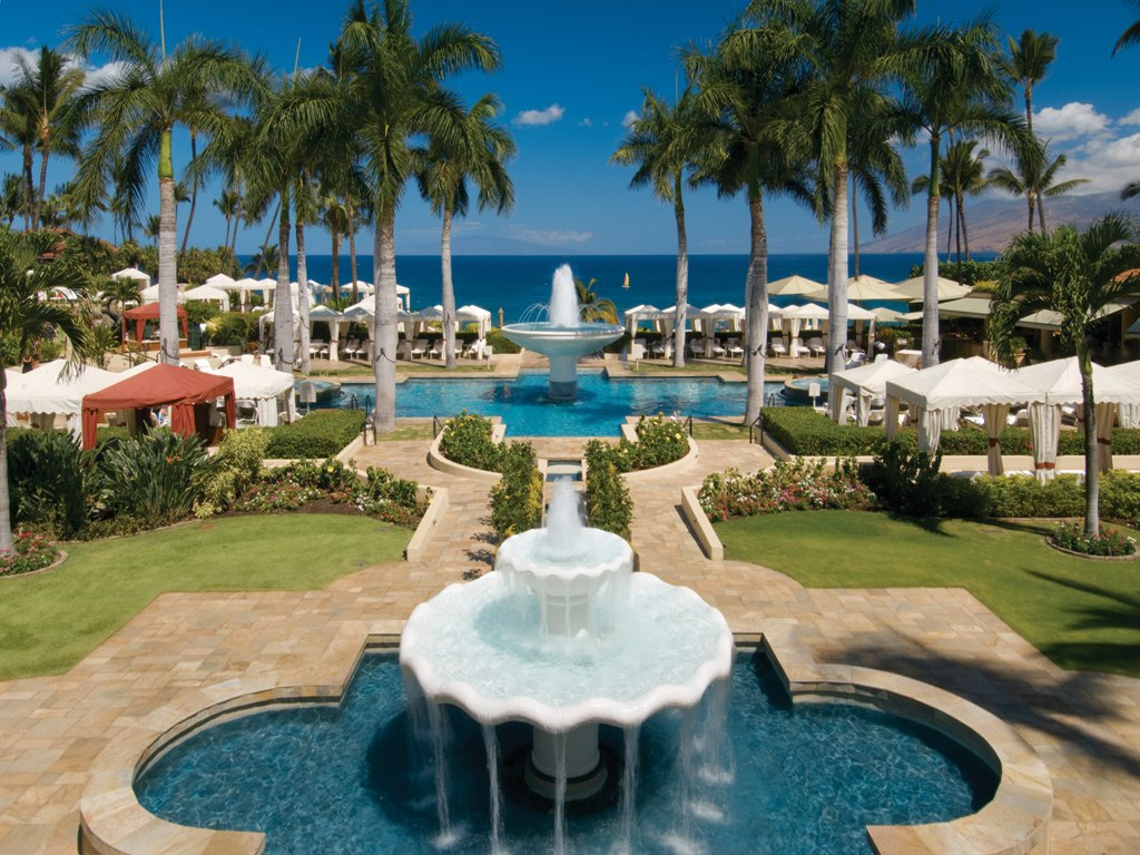 Four Seasons Resort Maui at Wailea, HI