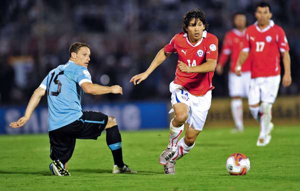 Copa América 2015 Chile Vs Uruguay Quarter finals Live Score Streaming Preview