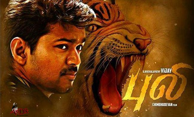 Illayathalapathy Vijay Has Lent His Voice for a Track of His Upcoming Film Puli