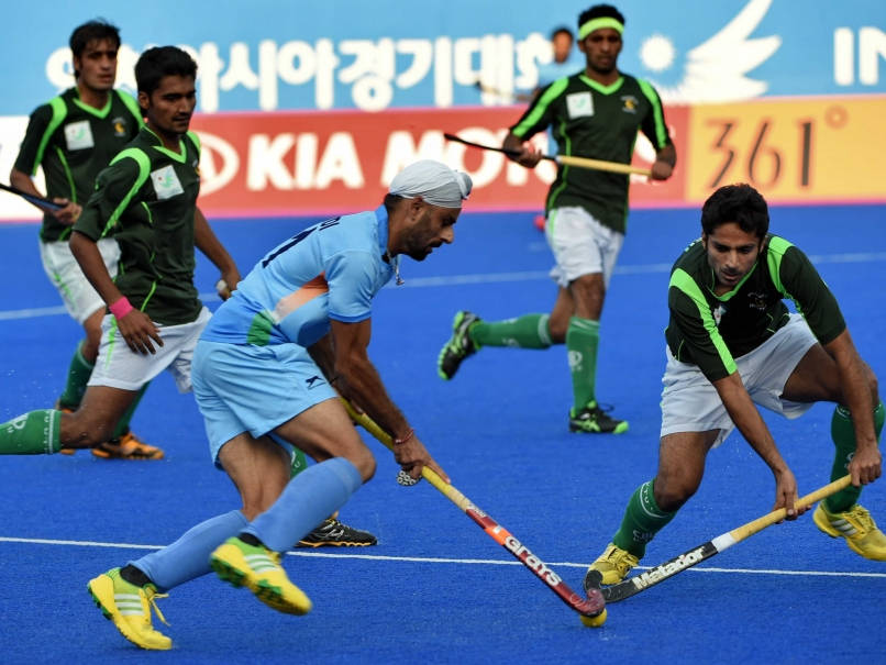 India Vs Pakistan Semi Final Match Live Score Streaming Result World Hockey League 2015