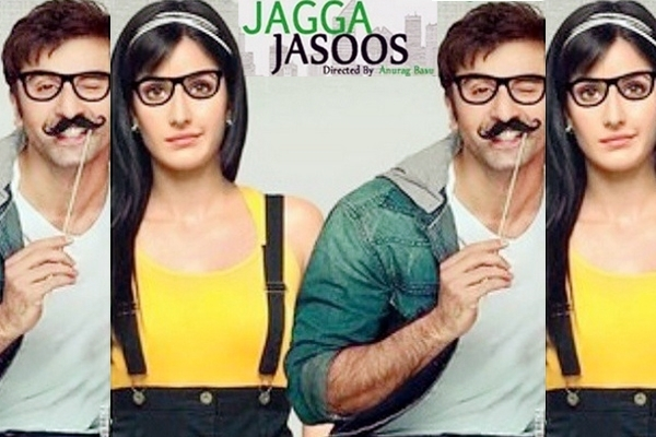 Jagga Jasoos Movie On The Same Boat As Of Bombay Velvet