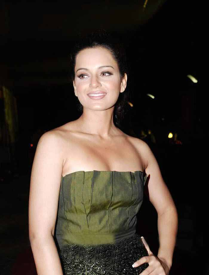 "Kangna Ranaut Turn Down ""Sultaan"" Movie"