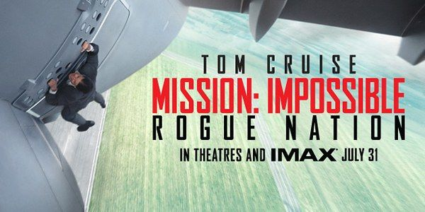 Mission Impossible Rogue Nation 5 Movie Review Ratings Release Date