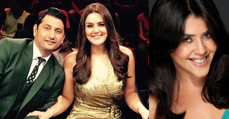 Preity Zinta Is Not Leaving Nach Baliye Says Ekta Kapoor