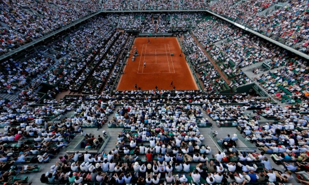 Roland Garros french open 2015