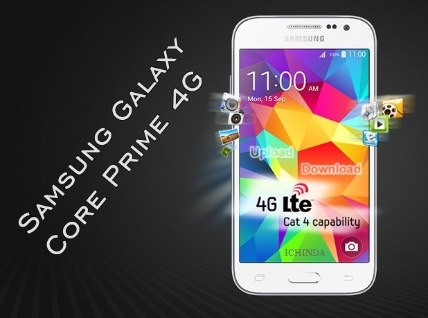 Samsung Galaxy Core Prime 4G Specifications Features Price Released