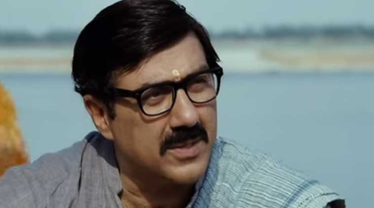 Sunny Deol New Film Mohalla Assi Trailer Released