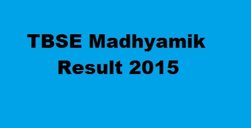 TBSE-Madhyamik-Result-2015