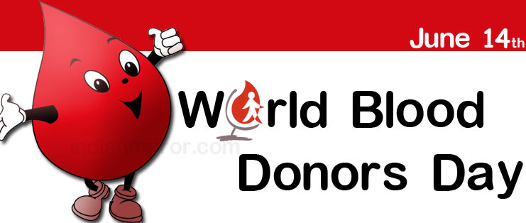 World Blood Donor Day Quotes Slogans Sayings Images Whatsapp Status FB DP