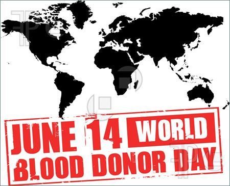 World Blood Donor Day pics