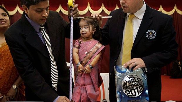 World's Shortest Women