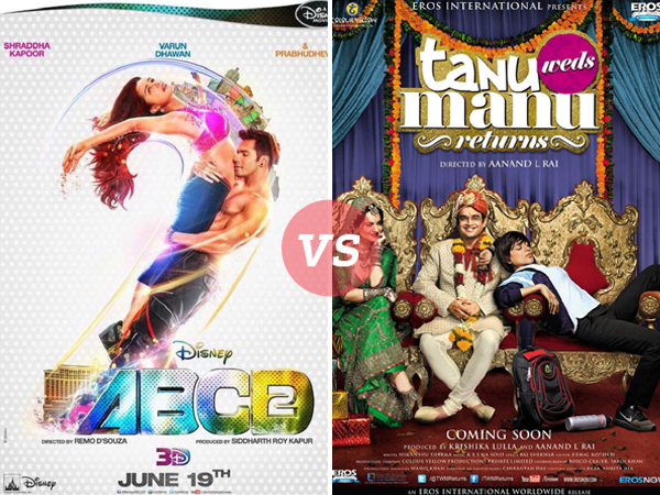 ABCD 2 movie can beat TWMR Box Office Record