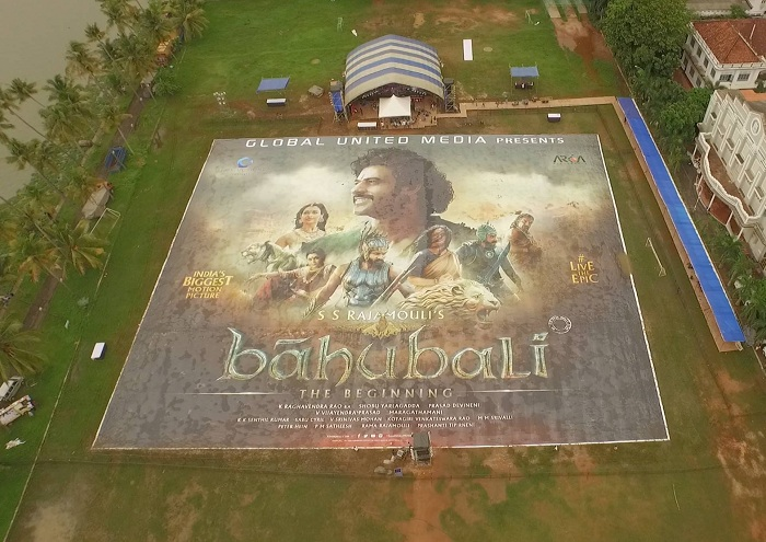 baahubali world record